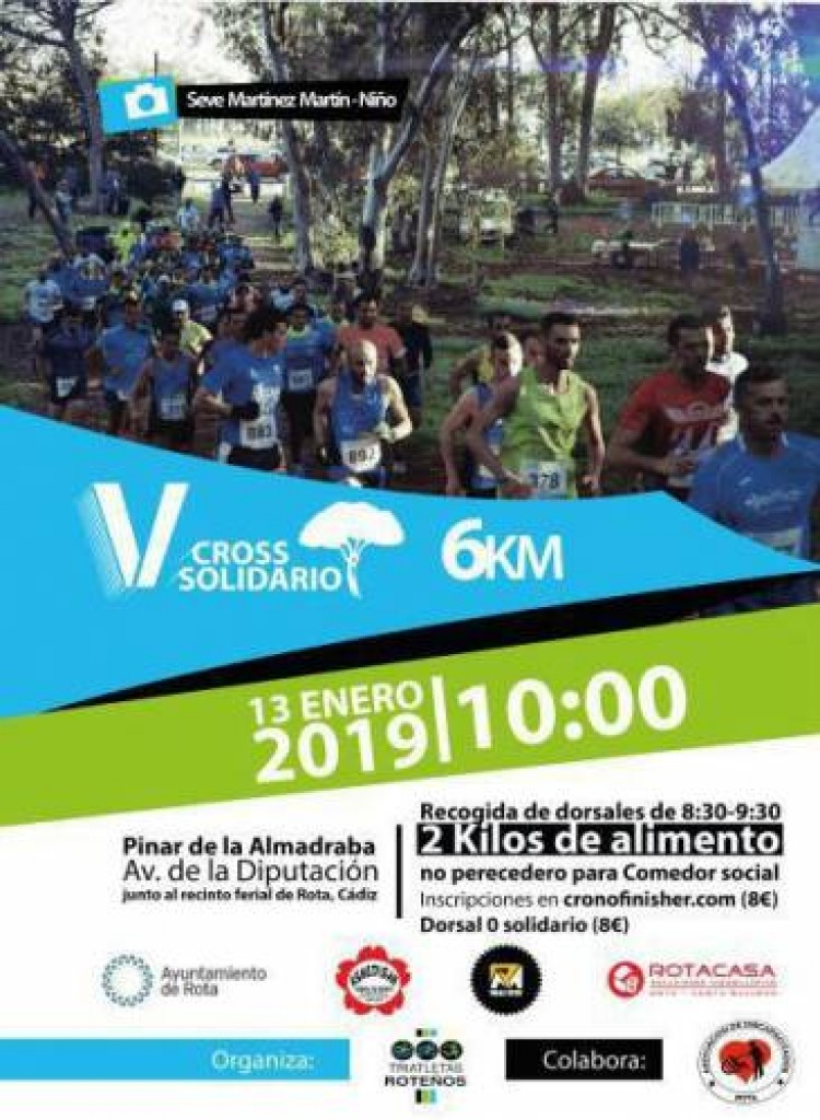 V CROSS SOLIDARIO - Cadiz - 2019