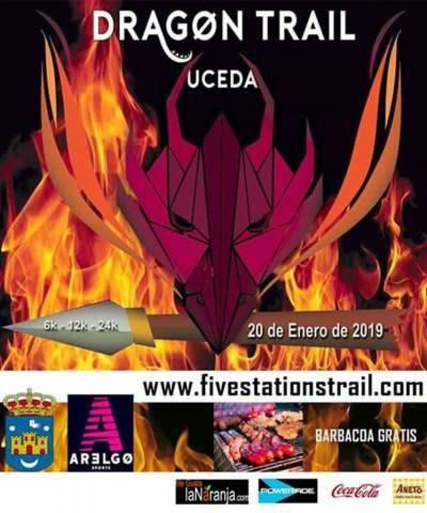 V Dragon Trail - Guadalajara - 2019