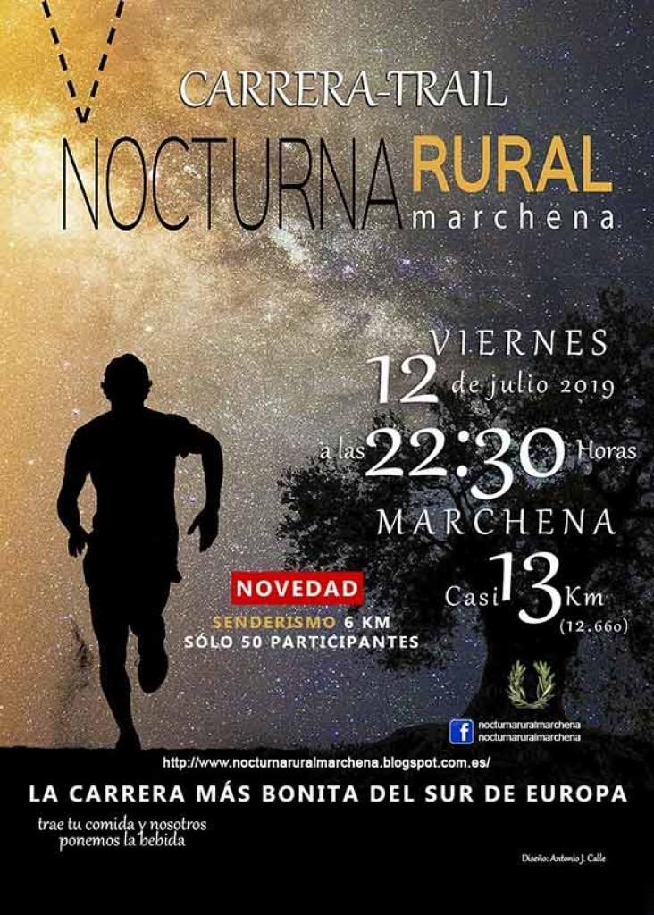 V Nocturna Rural de Marchena - Sevilla - 2019