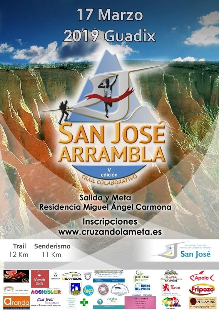 V San José Arrambla - Granada - 2019