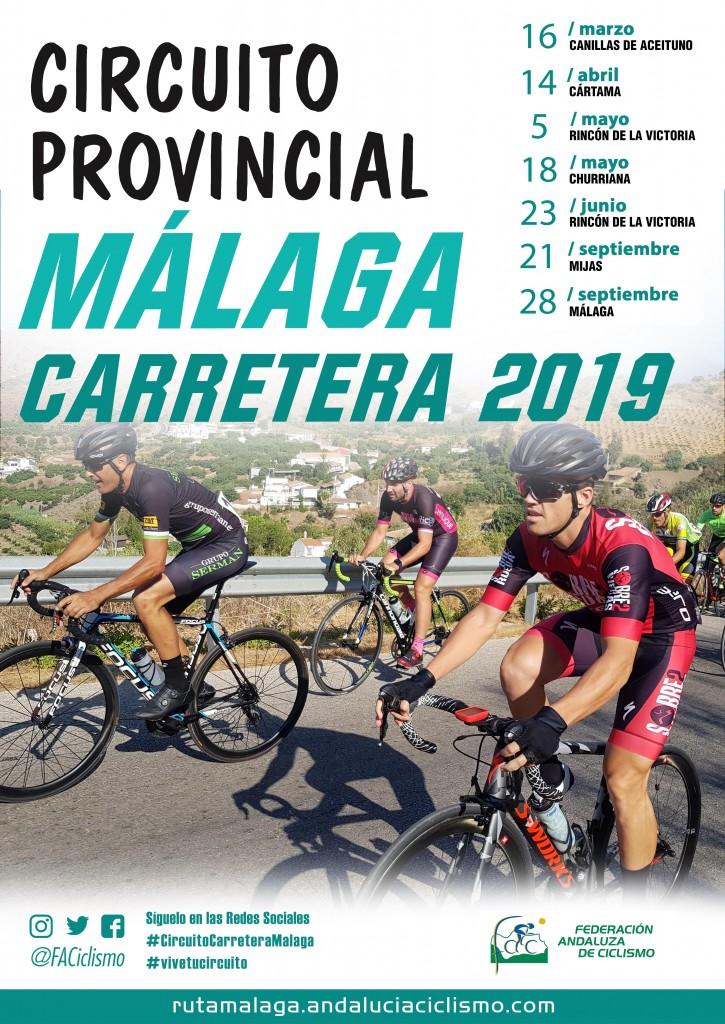 V SUBIDA CICLISTA CANILLAS DE ACEITUNO - Málaga - 2019