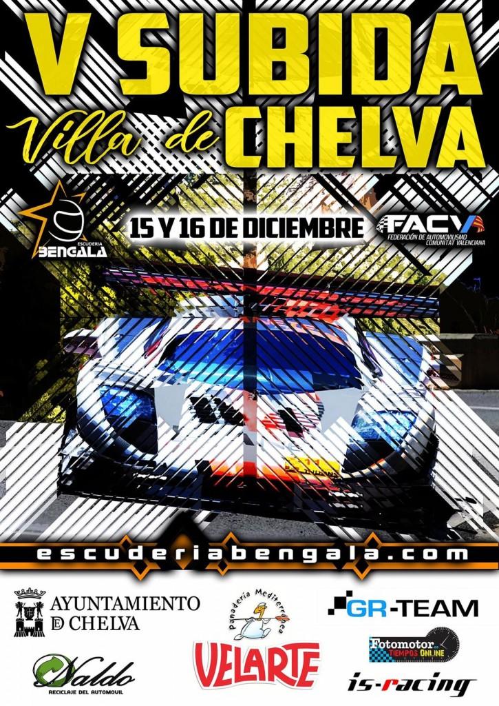 V SUBIDA VILLA DE CHELVA - Valencia - 2018