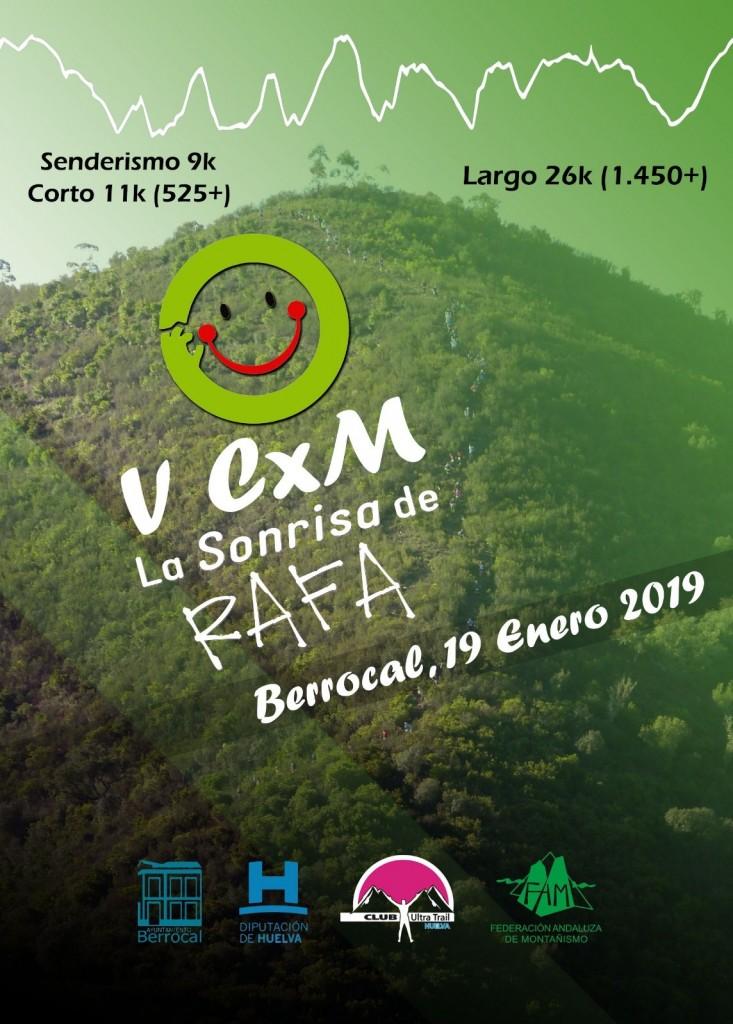V Trail La Sonrisa de Rafa - Huelva - 2019