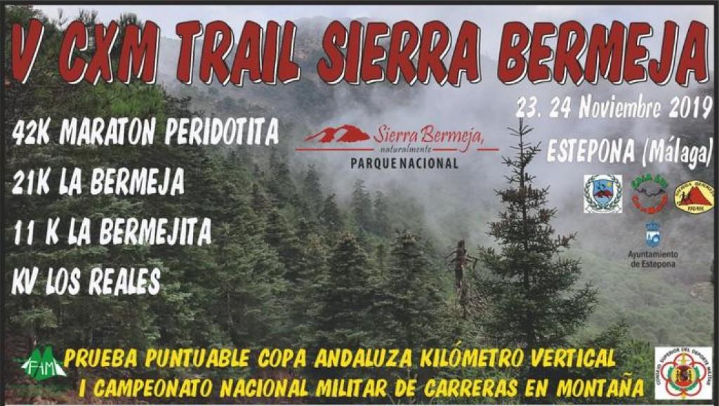 V TRAIL SIERRA BERMEJA ESTEPONA - Málaga - 2019