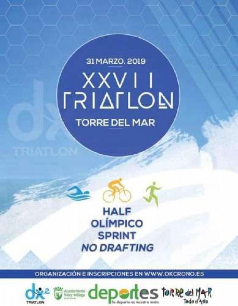 V Triatlón Olímpico Torre del Mar - Malaga - 2019