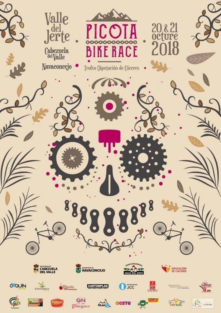 VALLE DEL JERTE BIKE CHALLENGE 2018