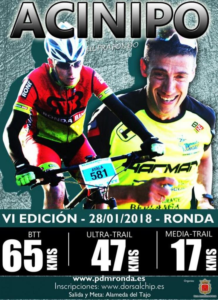 VI Acinipo Utratrail - Malaga - 2019