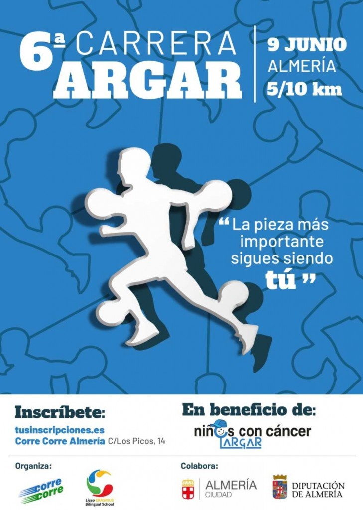 VI Carrera Popular Argar - Almería - 2019