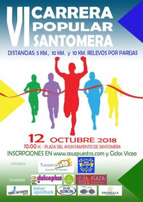 VI CARRERA POPULAR DE SANTOMERA