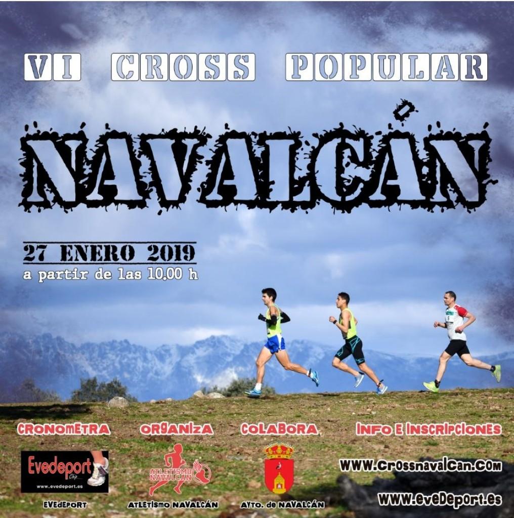 VI CROSS POPULAR NAVALCÁN 2019 - Toledo