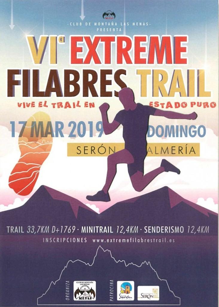 VI Extreme Filabres Trail - Almería - 2019