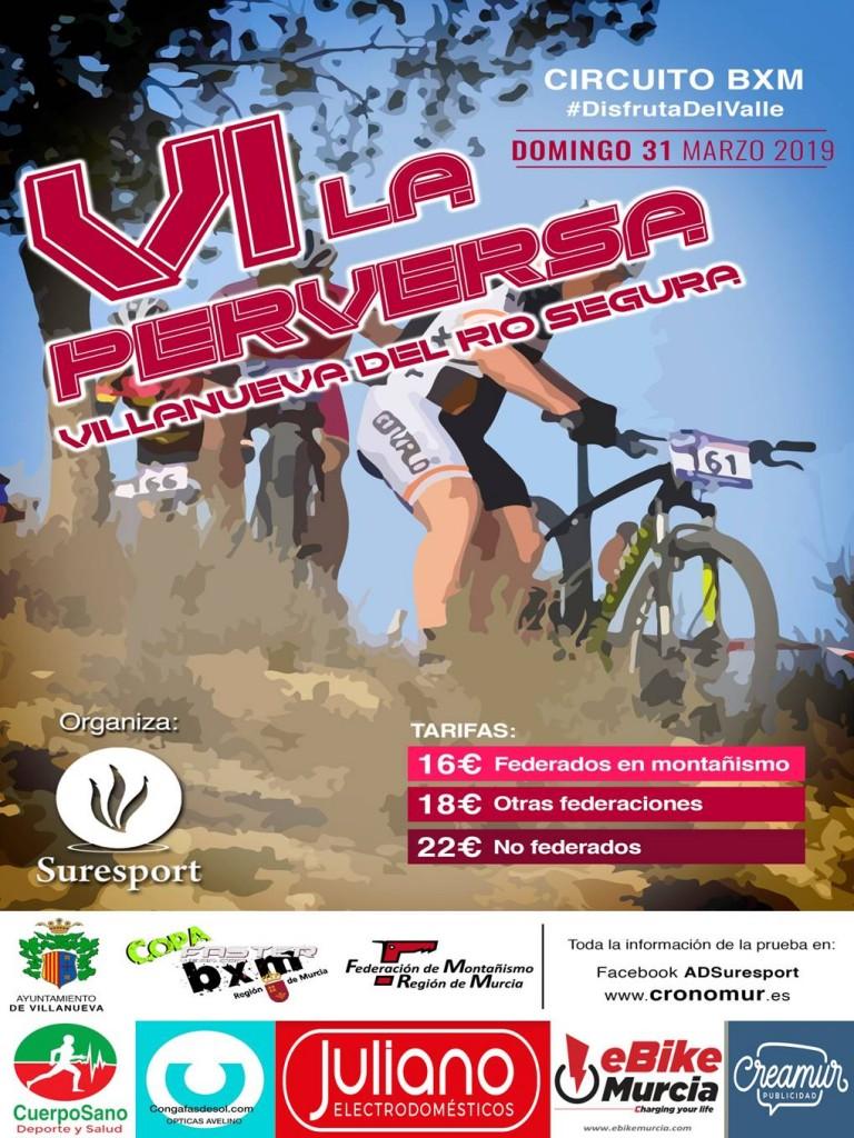 VI LA PERVERSA 2019 - Murcia