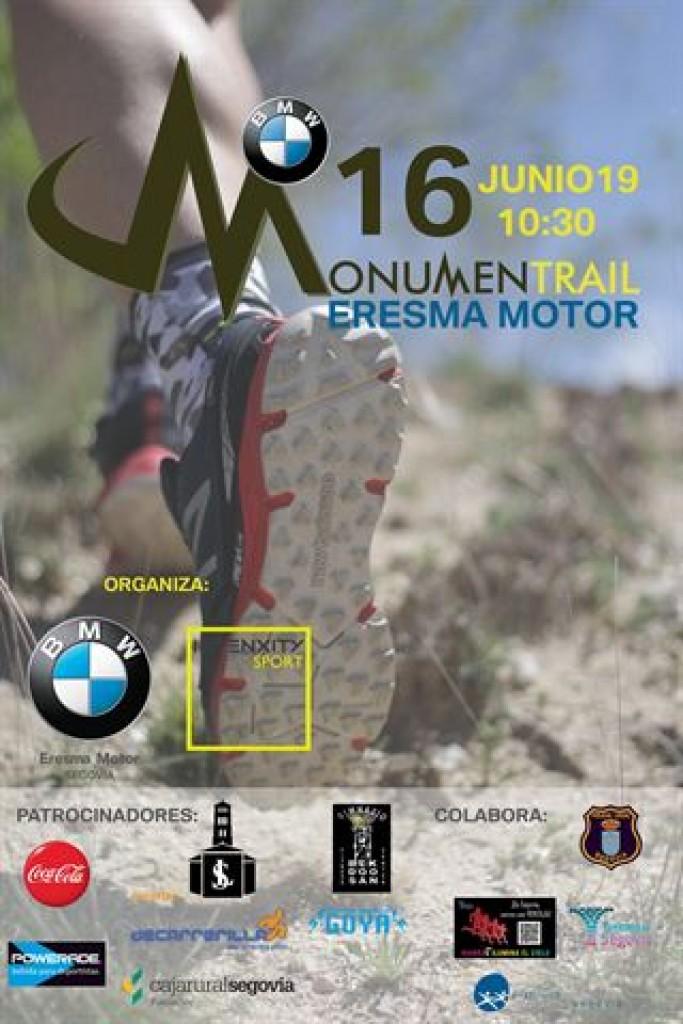 VI Monumentrail BMW Mini Eresma Motor - Segovia - 2019