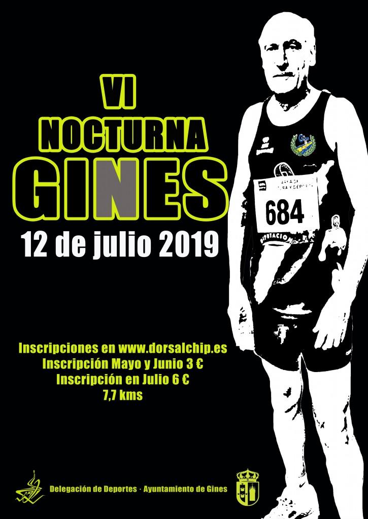 VI Nocturna Gines - Sevilla - 2019