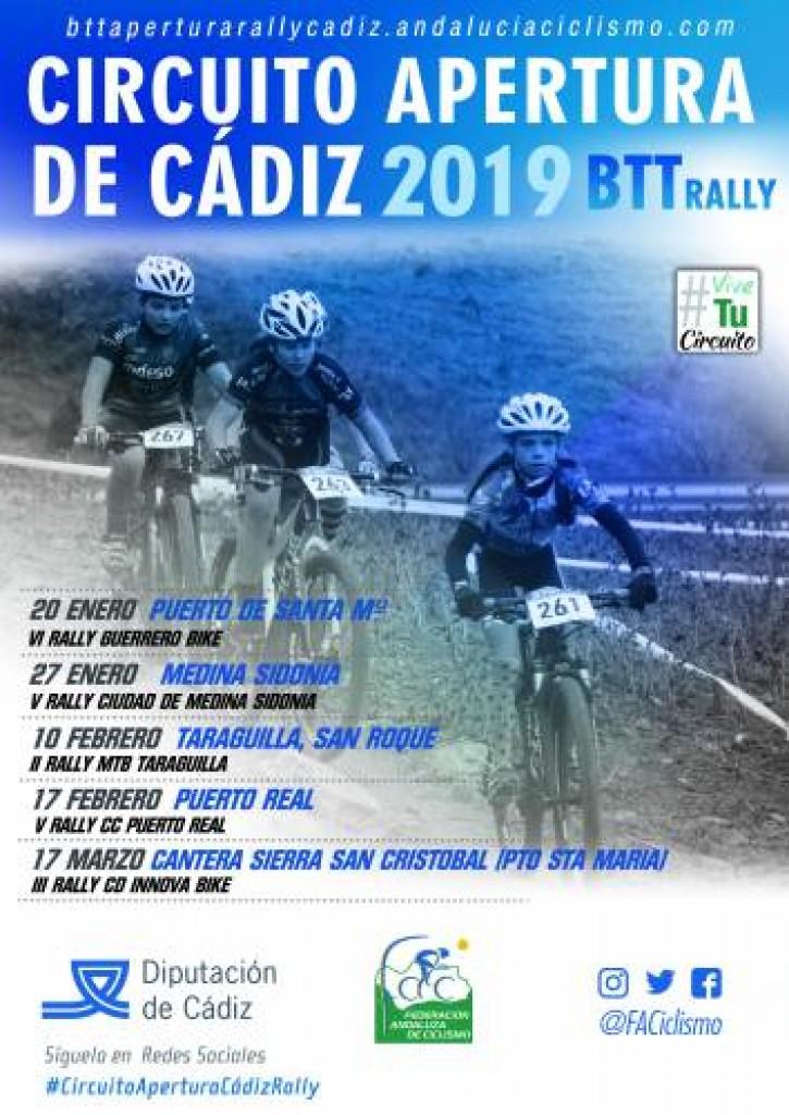 VI Rally Guerrero Bike - Cádiz - 2019