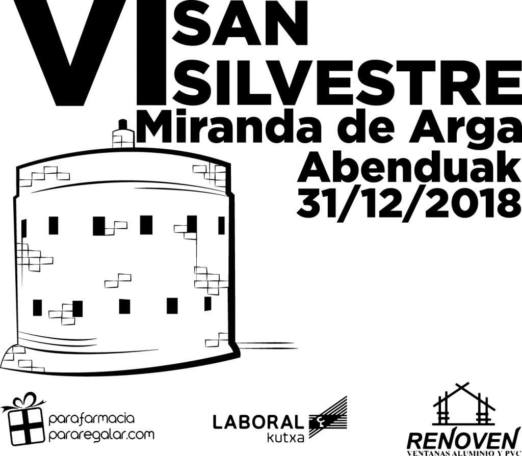 VI San Silvestre Miranda de Arga - Navarra - 2018