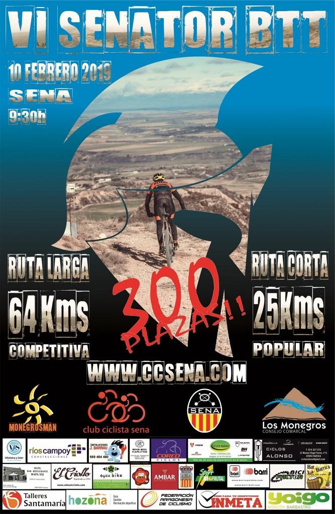 VI SENATOR BTT - Huesca - 2019