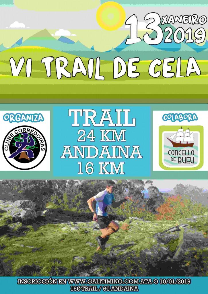 VI Trail de Cela - Pontevedra - 2019