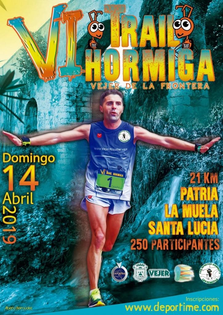 VI Trail Hormiga - Cadiz - 2019