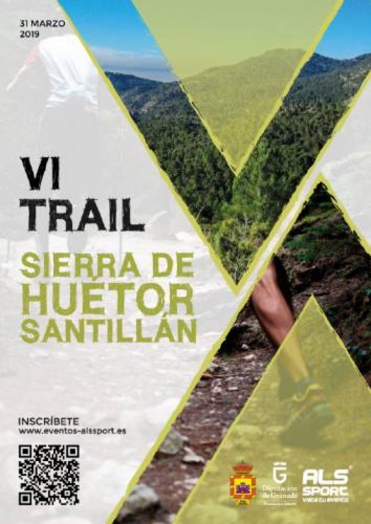 VI Trail Sierra de Huétor - Granada - 2019