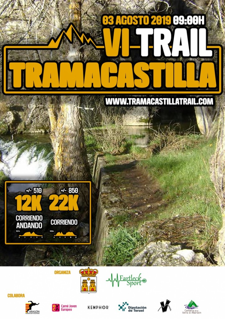 VI Trail TraMacastilla Trail CxM - Teruel - 2019
