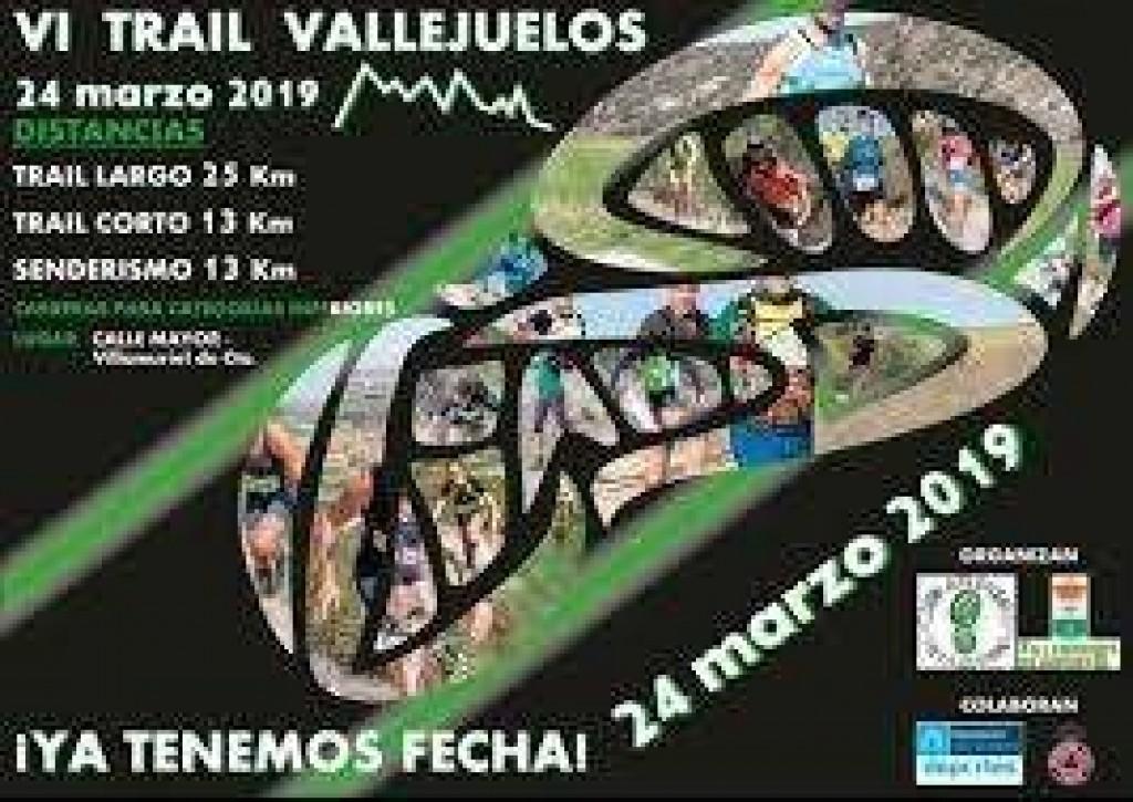 VI Trail Vallejuelos - Palencia - 2019
