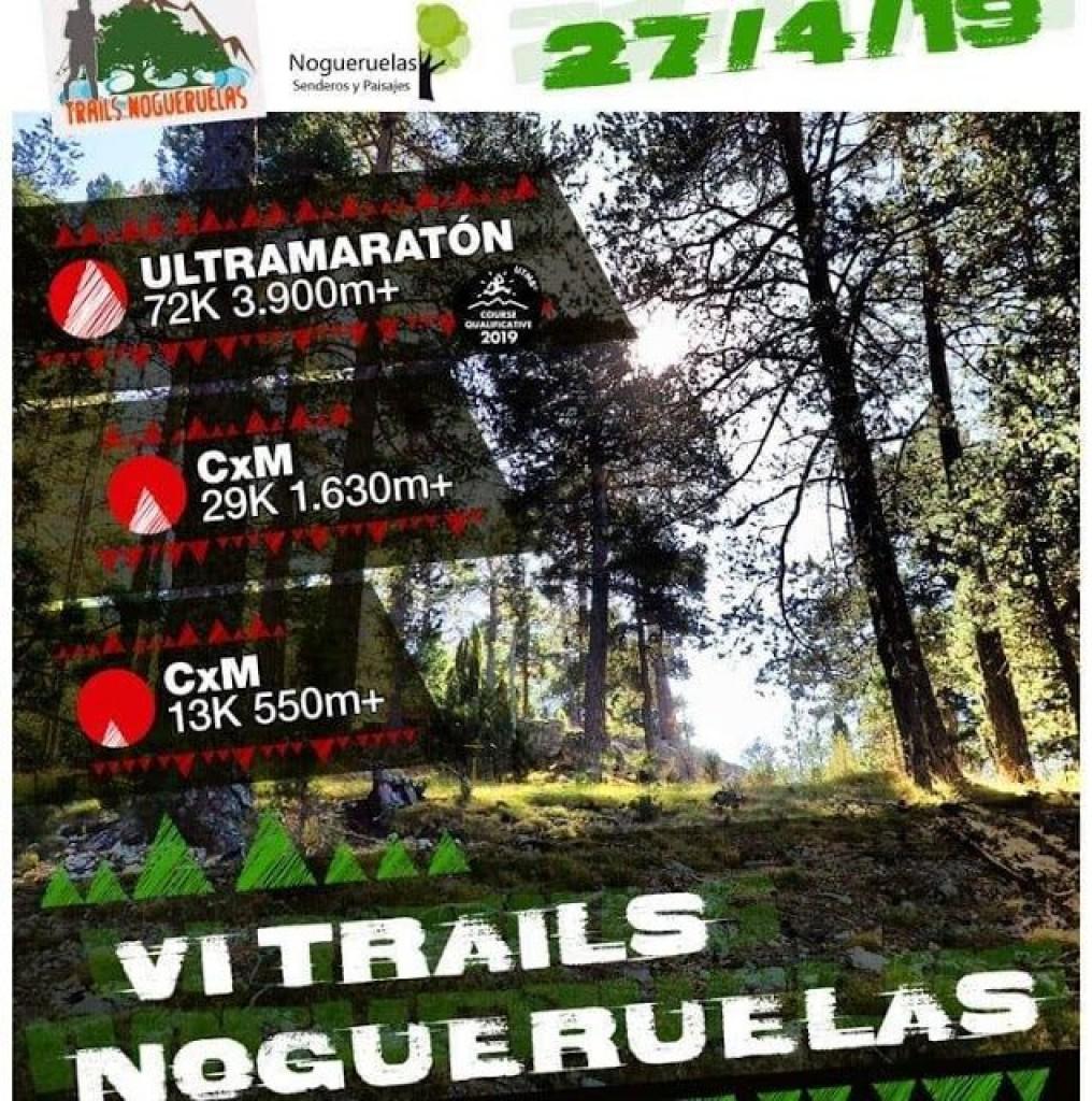 VI Ultra Maratón Nogueruelas - Teruel - 2019