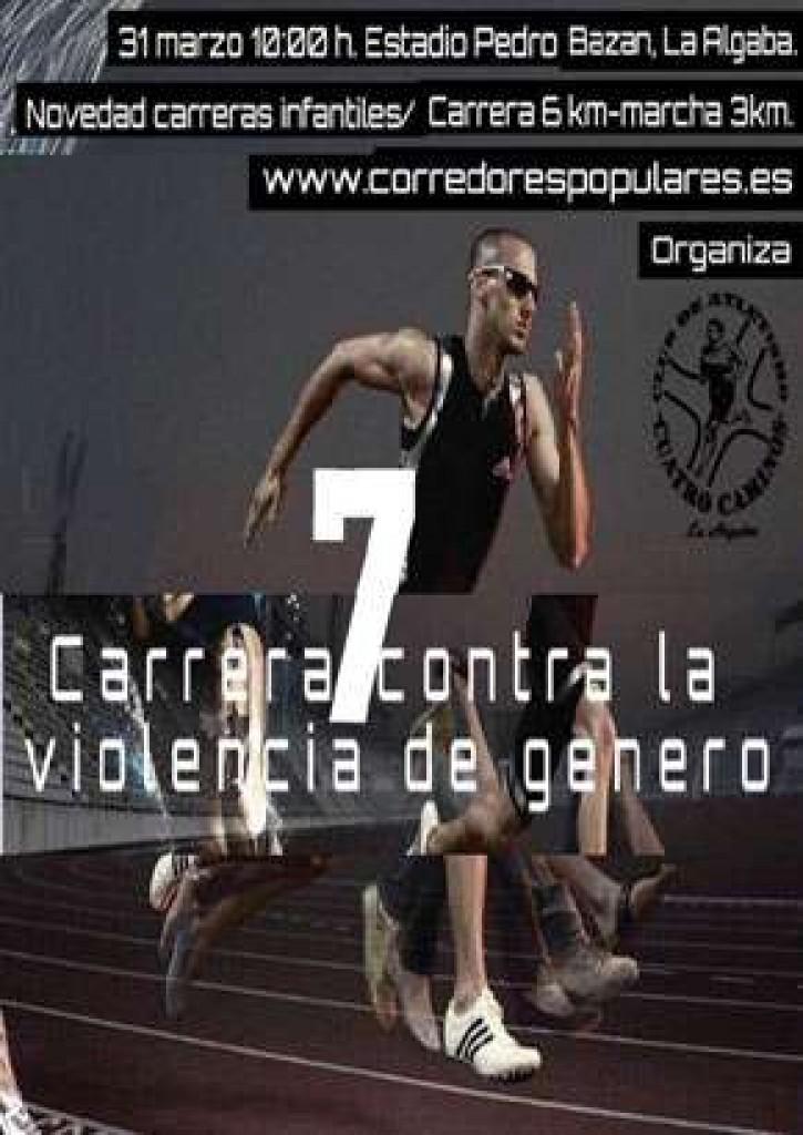 VII Carrera Contra la Violencia de Genero - Sevilla - 2019