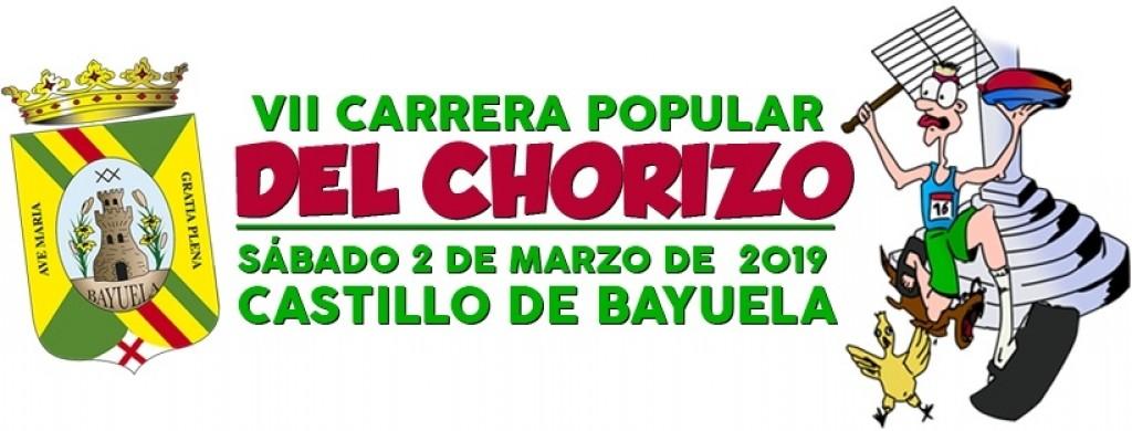 VII CARRERA DEL CHORIZO - Toledo - 2019
