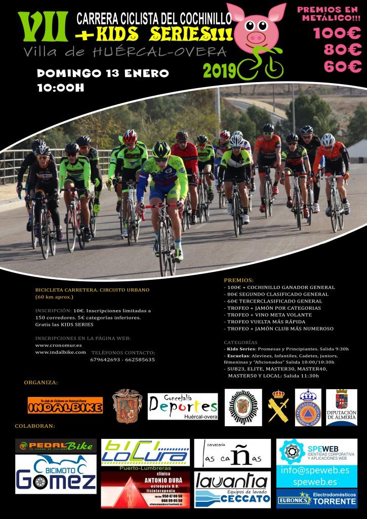VII CARRERA DEL COCHINILLO 2019 - Almería