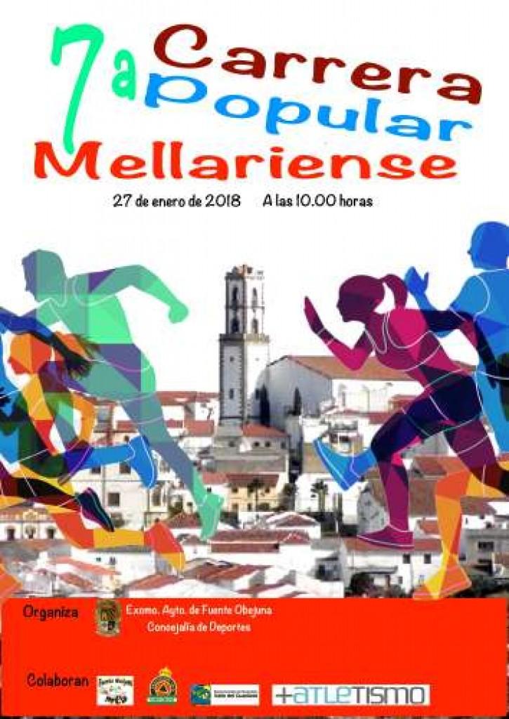 VII Carrera Popular Mellariense - Cordoba - 2019