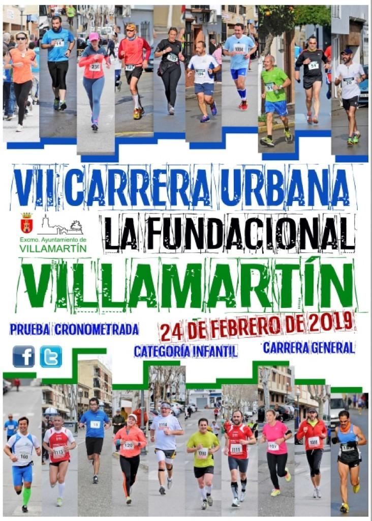 VII Carrera Urbana La Fundacional - Cadiz - 2019