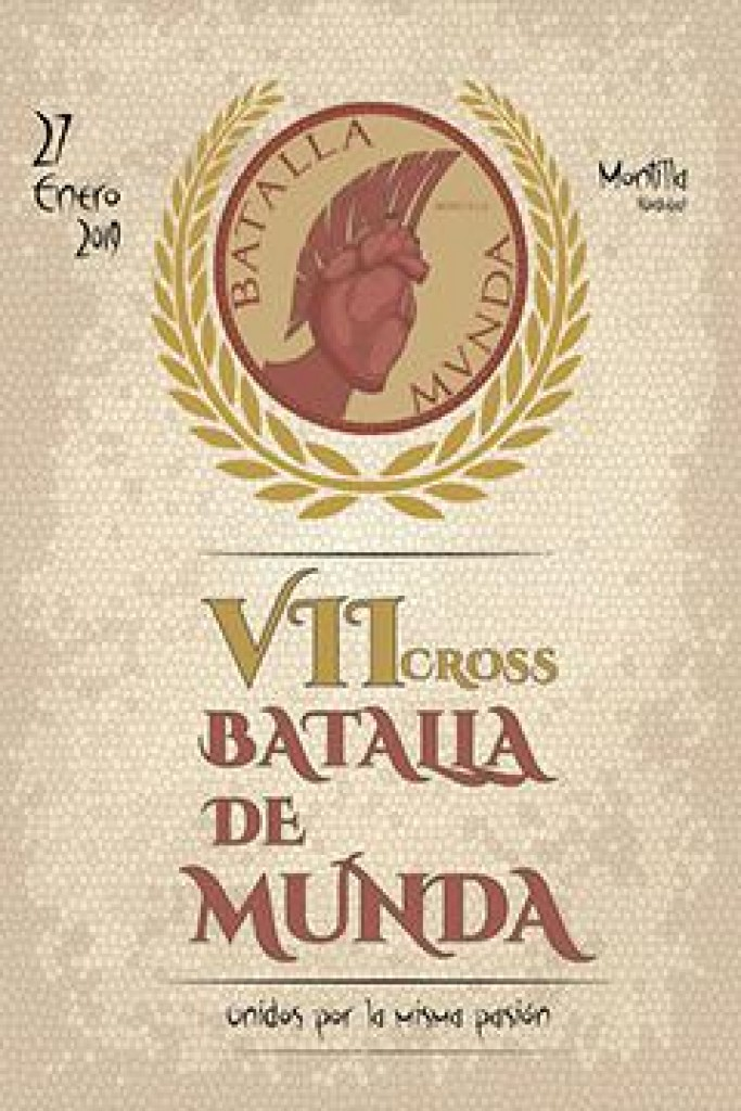 VII Cross Batalla de Munda - Cordoba - 2019