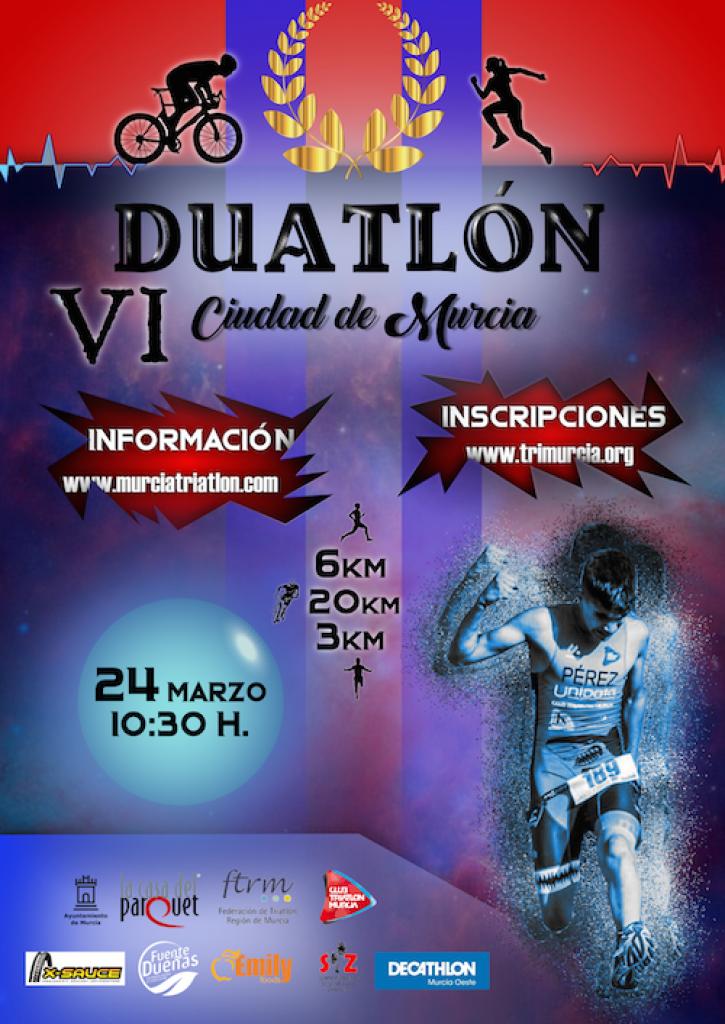 VII DUATLÓN CIUDAD DE MURCIA - 2019