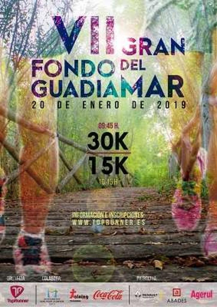 VII GRAN FONDO DEL GUADIAMAR - Sevilla - 2019