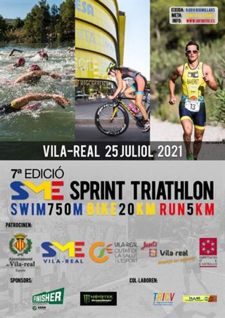 VII INFINITRI SPRINT TRIATHLON VILA-REAL - 2021
