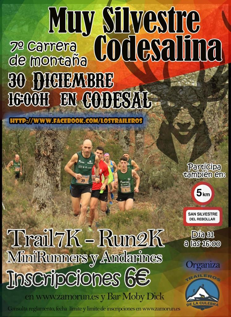 VII MUY SILVESTRE Codesalina - Zamora - 2018