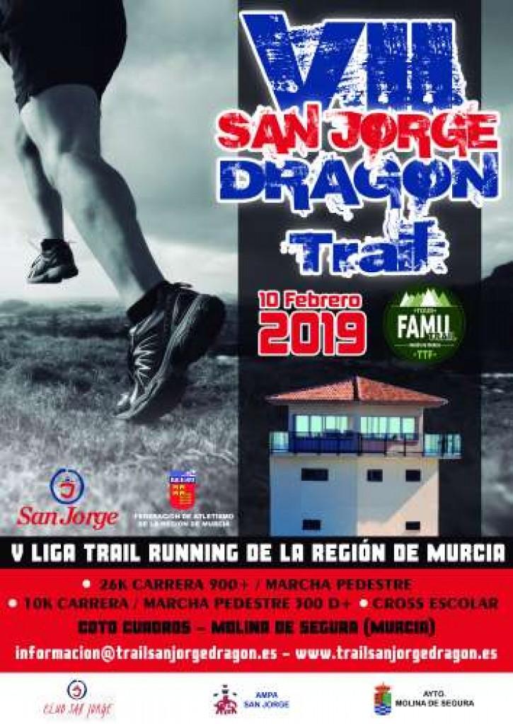 VII San Jorge Dragon Trail - Murcia - 2019