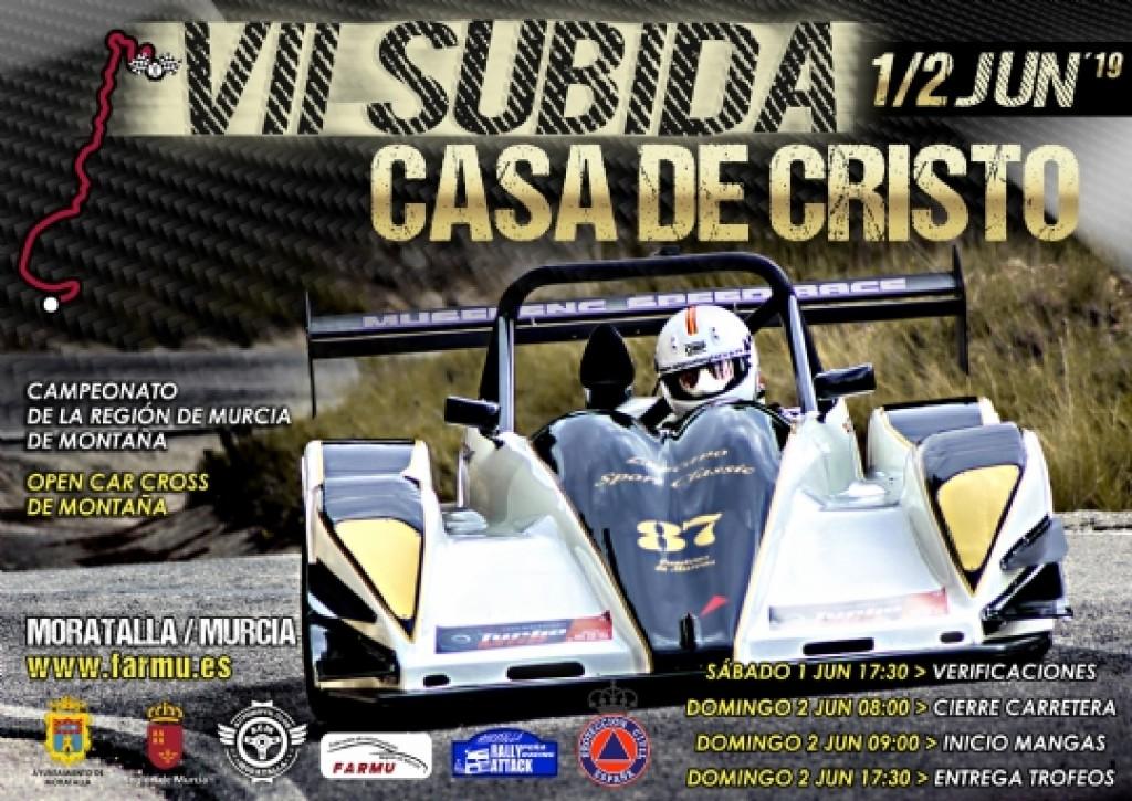 VII SUBIDA CASA DE CRISTO - Murcia - 2019