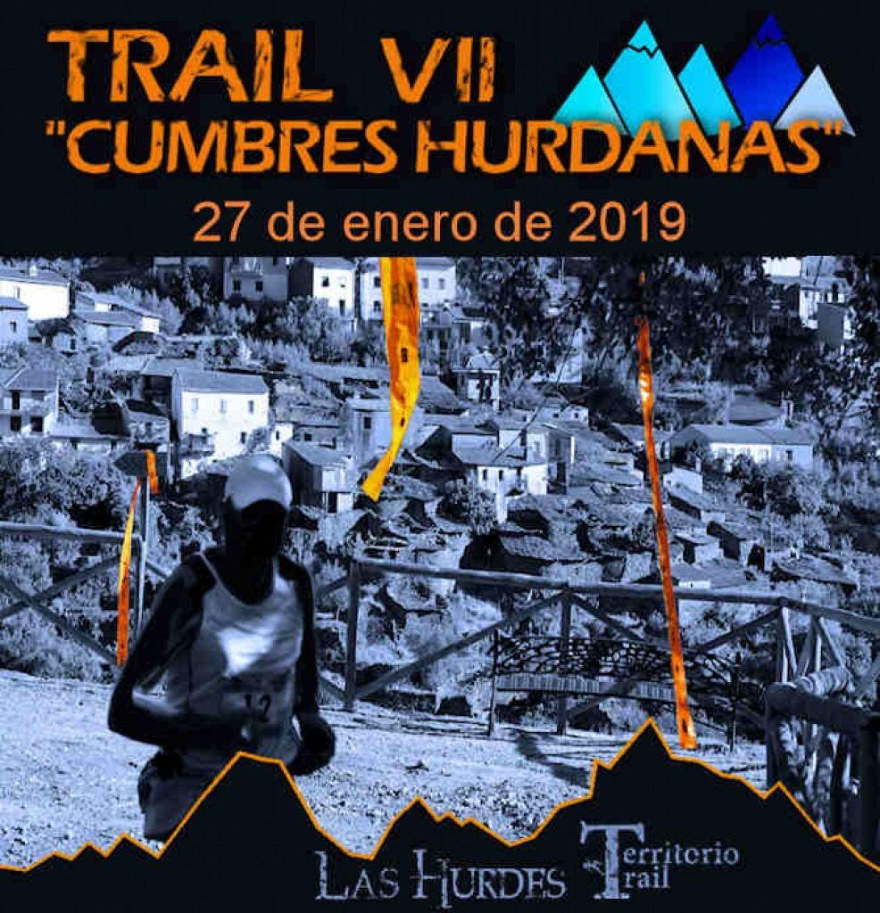 VII Trail Cumbres Hurdanas - Caceres - 2019
