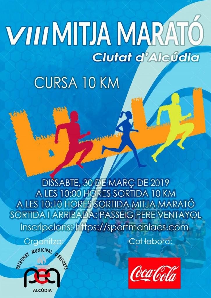 VIII Alcudia Half Marathon 2019 - Islas Baleares