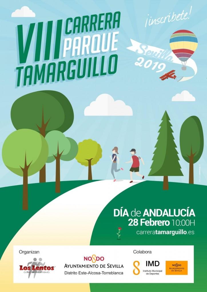 VIII Carrera Popular Parque Tamarguillo - Sevilla - 2019
