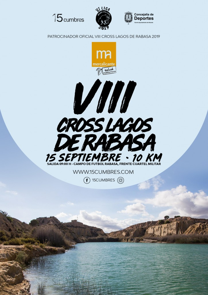 VIII CROSS LAGOS DE RABASA