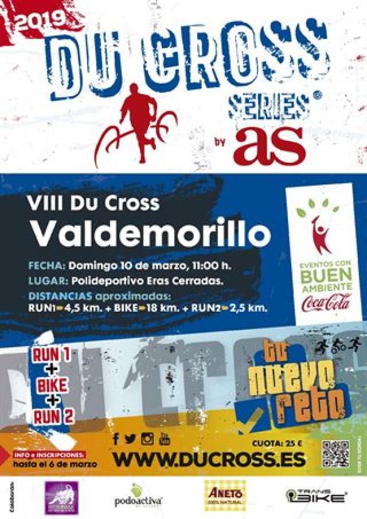 VIII DU CROSS Valdemorillo - Madrid - 2019