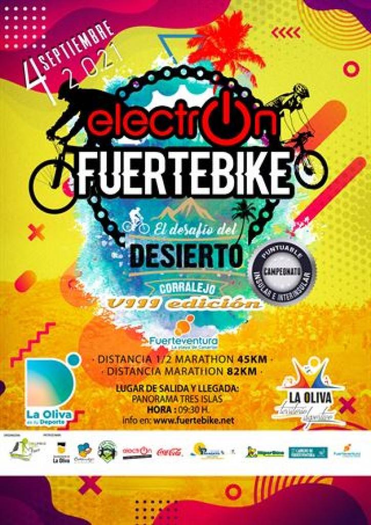 VIII Edición FUERTEBIKE Fuerteventura - 2021