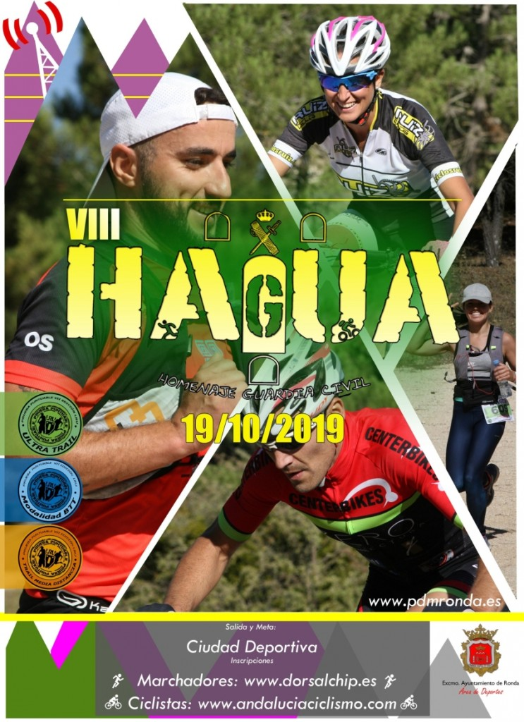VIII HAGUA UltraTrail - Málaga - 2019