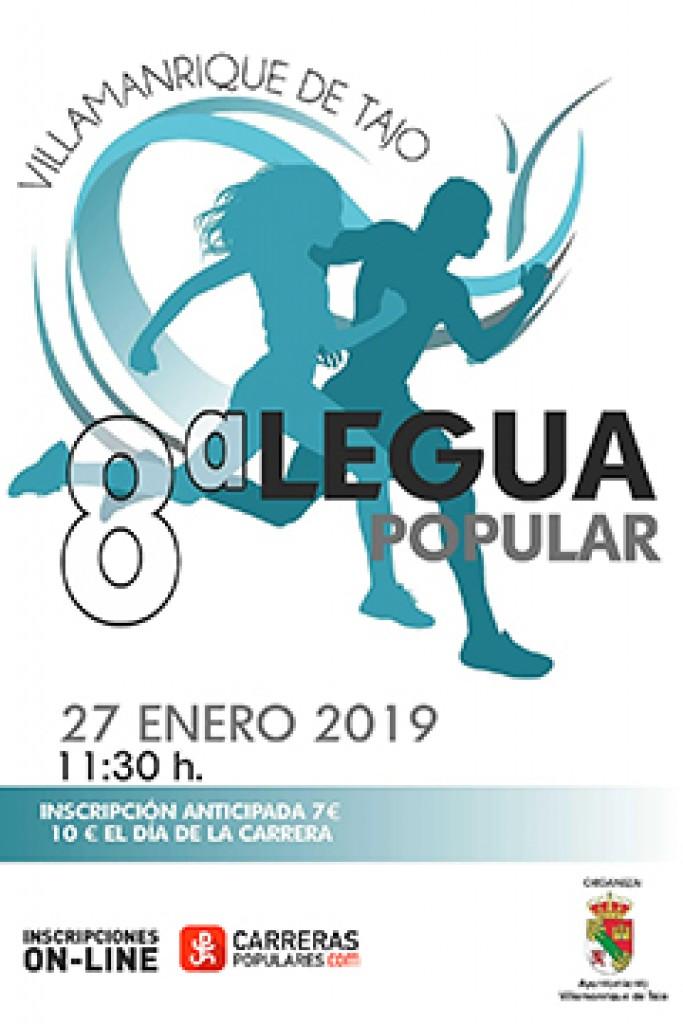 VIII Legua Popular - Madrid - 2019