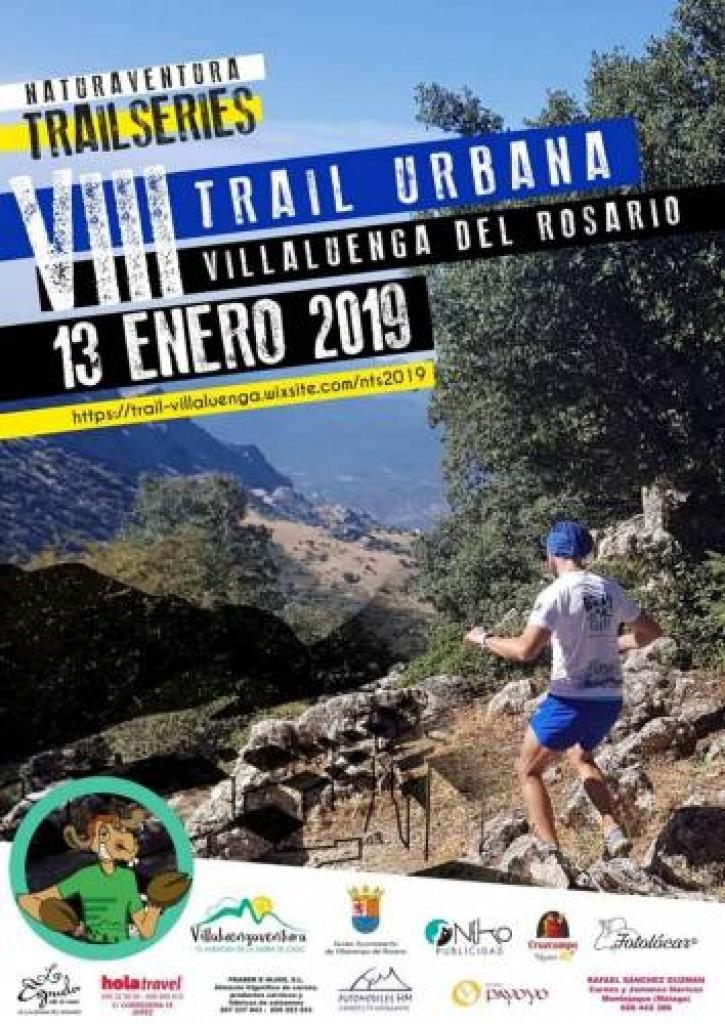 VIII TRAIL URBANA VILLALUENGA - Cadiz - 2019
