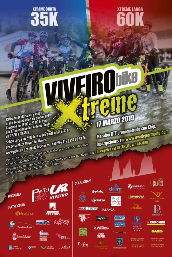 VIVEIRO BIKE XTREME 2019 - Lugo