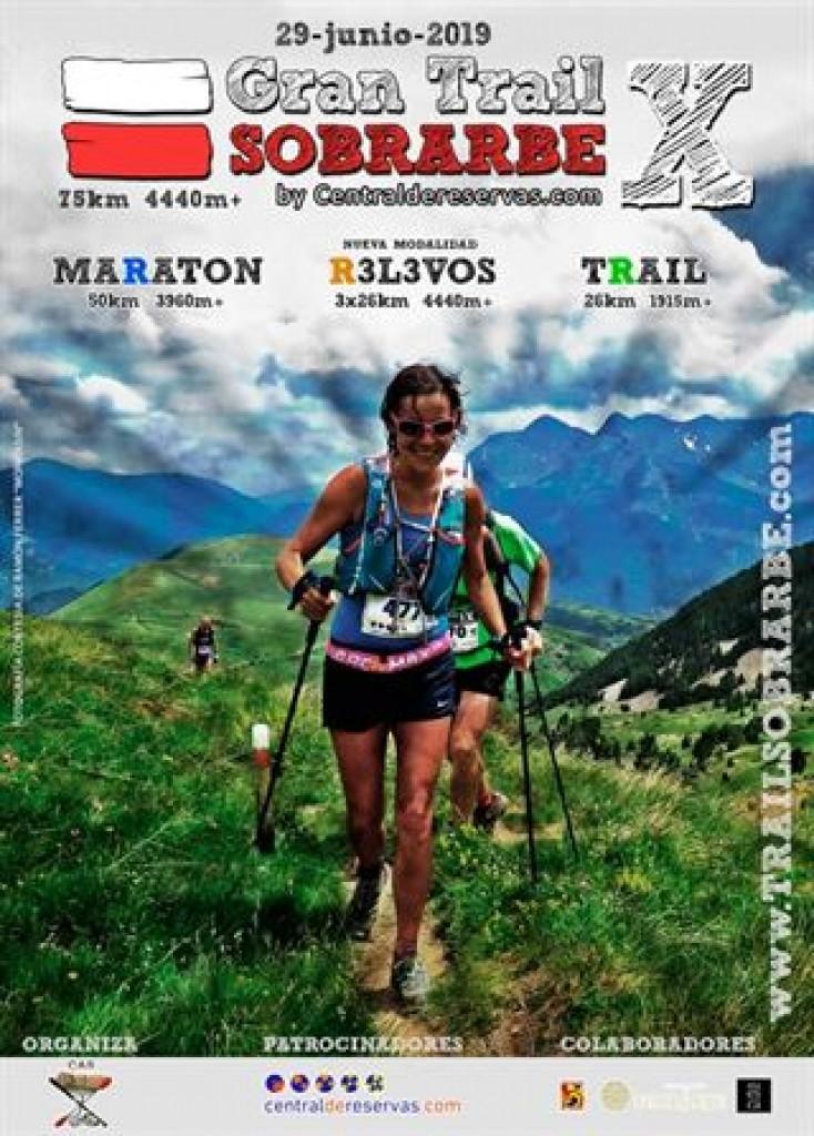 X Gran Trail Sobrarbe - Huesca - 2019